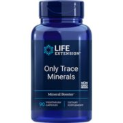 Only Trace Minerals, 90 vegetarian capsules