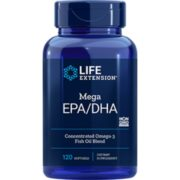 OMEGA FOUNDATIONS® Mega EPA/DH A, 120 softgels