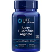 Acetyl-L-Carnitine Arginate, 9 0 VeggieC