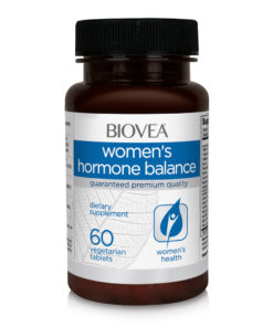 WOMEN'S HORMONE BALANCE 60 Vegetarian Tablets