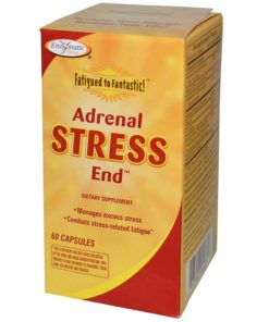 Adrenal Stress End, 60 Caps, Fatigued to Fantastic