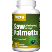 Saw Palmetto, 160mg x 60SGels