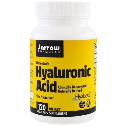Hyaluronic Acid, 50mg x 120Caps