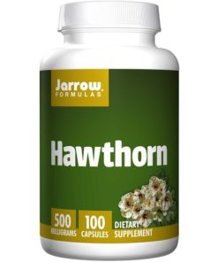 Hawthorn, 500mg x 100Caps
