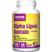 Alpha Lipoic Sustain 300,  300mg x 60Tabs