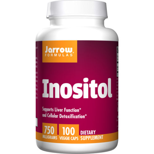 Inositol, 750mg x 100VCaps