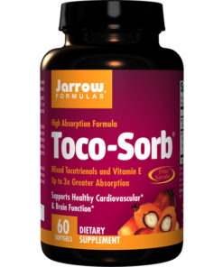 Toco-Sorb, Mixed Tocotrienols & Vitamin E, 60Sgels