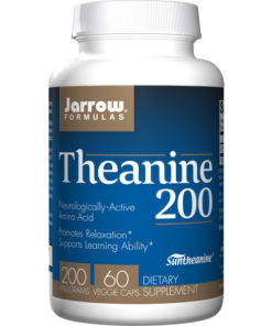 L-Theanine, 200mg x 60Caps
