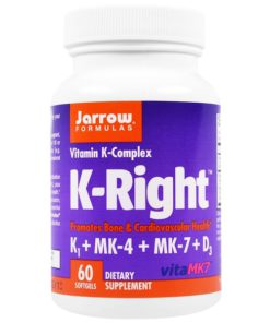 Vitamin K-Right Complex, 60SGels