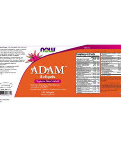 Vitamins Multi Adam Superior Mens Multi, 180 SGels