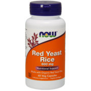 Red Yeast Rice, 600mg x 60VCaps