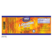 L-Citrulline, 1200mg x 120Tabs (Sports)