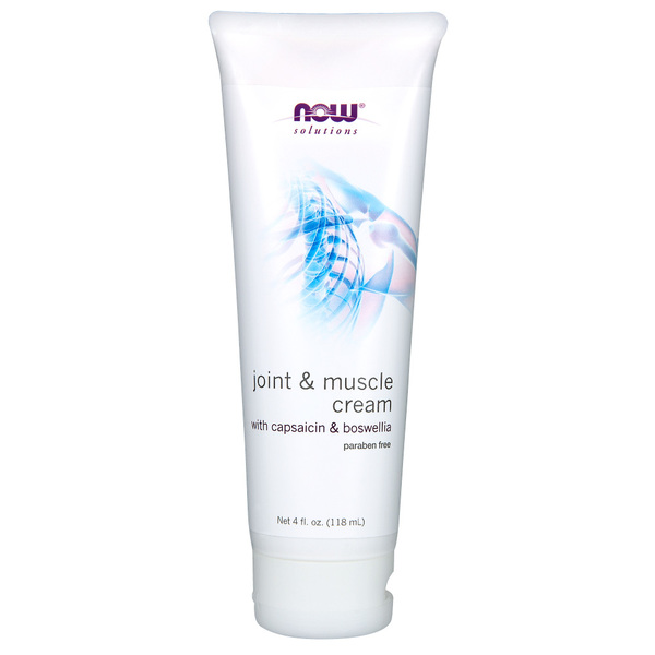 Now Foods Joint Support Cream, 4oz (118 ml)