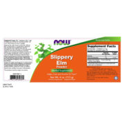 Slippery Elm,  4 OZ (113g)