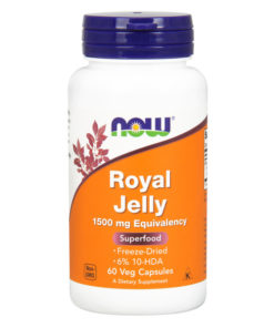 Royal Jelly,1500mg x 60VCaps