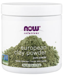European Clay Powder,  6 oz (170g)