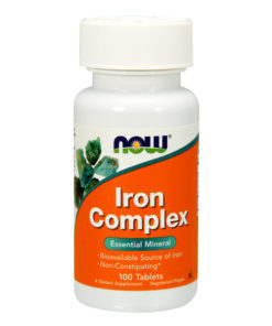 Iron Complex, 100 Tabs