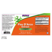 Pau D'Arco Extract, 2fl oz (60ml)