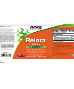 Relora, 300mg x 60VCaps