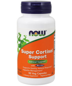 Adrenal, Super Cortisol Support with Relora, 90VCaps