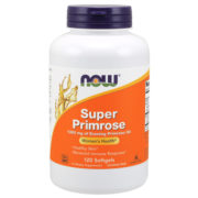 Evening Primrose Oil, Super, 1300mg x 120sgels