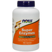 Enzymes Super, 180 Caps