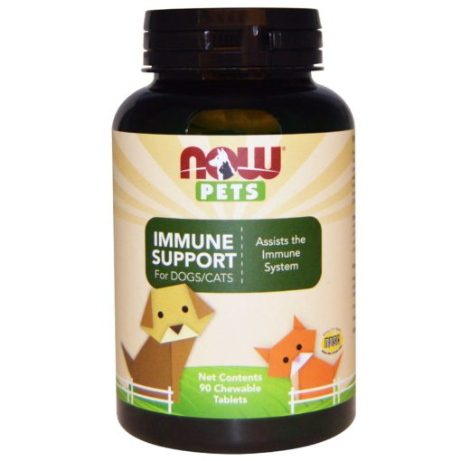 Now Foods Immune Support Chewables for Dogs & Cats