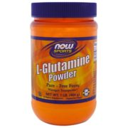 L-Glutamine Powder, 1 lbs (454 g)