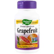 Grapefruit Seed, 12 to1 Extract, 60VCaps