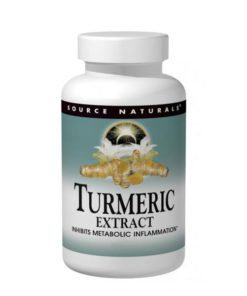 Turmeric Extract, 50 Tablets