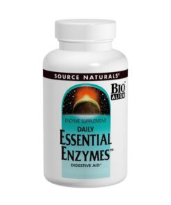 Enzymes Daily Essential, 500mg x  60VCaps