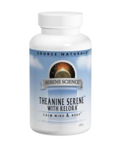 L-Theanine  Serene, with Relora, 60Tabs