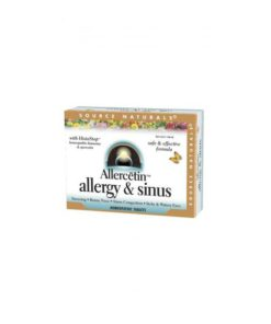 ALLERCETIN ALLERGY & SINUS 48TABS